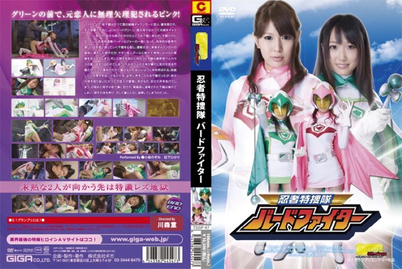 TGGP-47 Bird Fighter Ninja Special Investigation Team [G1] (Giga) 2012-11-23