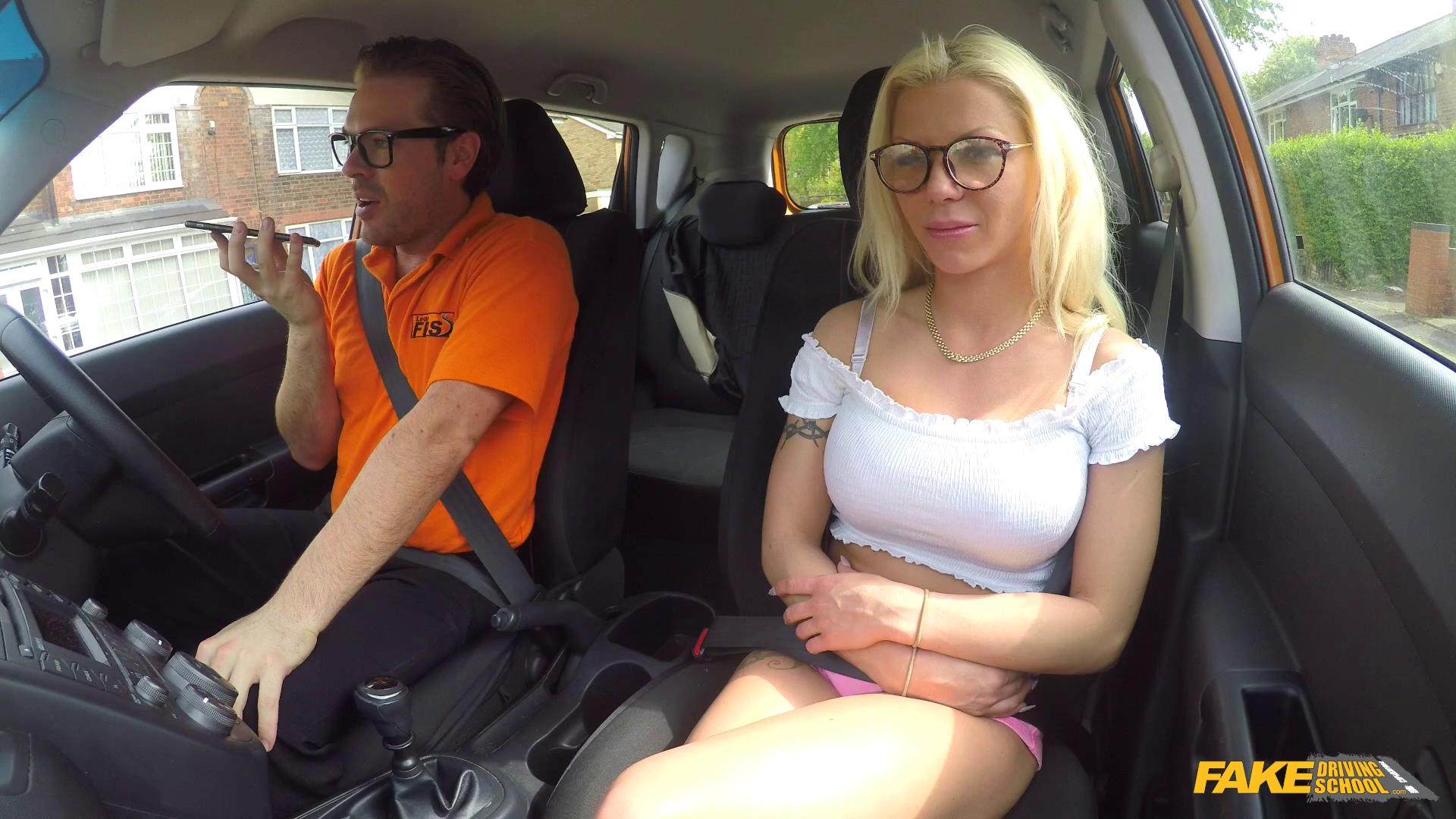 FakeDrivingSchool – Barbie Sins
