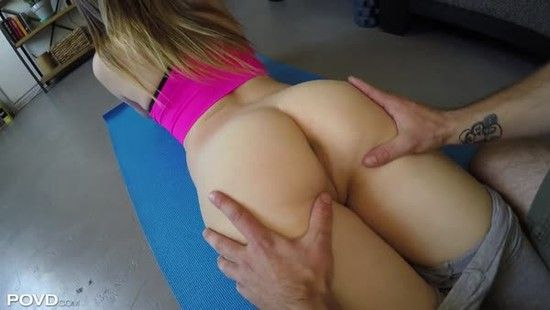 POVD – Alex Blake – Hot Yoga